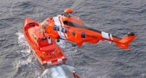 البحرية الإسبانية تقرر توقيف عمليات البحث عن المهاجرين الخمسة المفقودين في عرض المتوسط