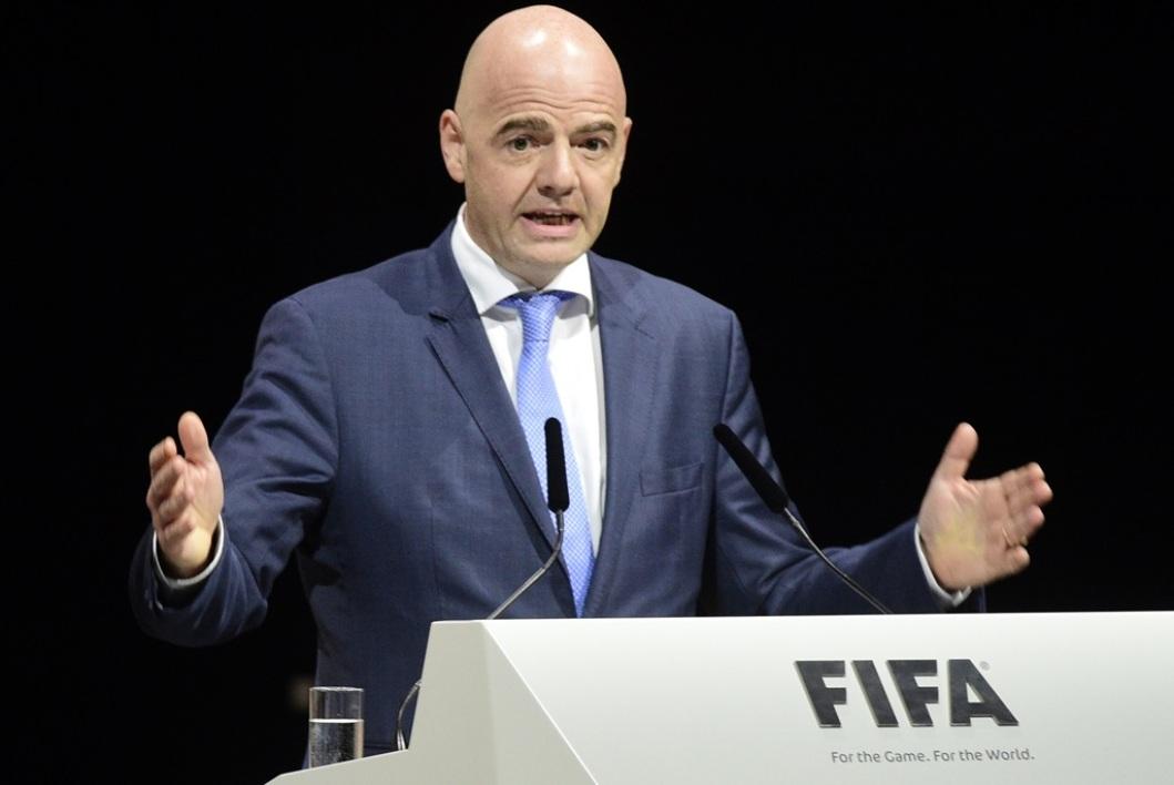 الفيفا يعلن رسميا عن زيادة عدد المنتخبات المشاركة في كأس العالم إلى 48 منتخبا