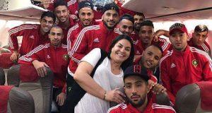 المنتخب المغربي يصل اليوم إلى الغابون