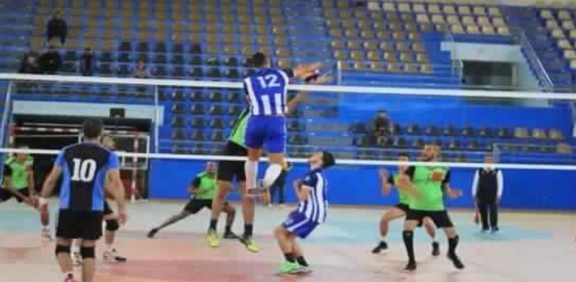 اتحاد طنجة لكرة الطائرة يحقق انتصاره السادس على التوالي ويتصدر البطولة الوطنية عن جدارة