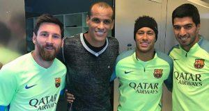 النجم البرازيلي ريفالدو يتلقى عرضا من برشلونة للعودة إلى النادي