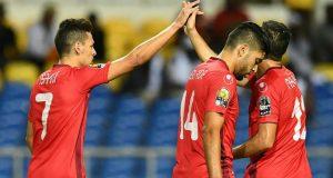 تونس تكسب البطاقة الثانية المؤهلة للدور الثاني، والجزائر تودع المسابقة