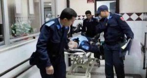 """طنجة: سائق يعتدي على شرطي مرور بواسطة عصا """"البيزبول""""بمنطقة أشقار ويرسله إلى المستعجلات"""