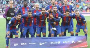 برشلونة يستعيد بعضاً من عافيته على حساب لاس بالماس