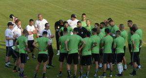 المنتخب الجزائري يطلق مدربه