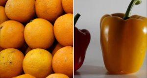 لفلفل والبرتقال.. مذاقان متناقضان ومعركة واحدة ضد سرطان الرئة