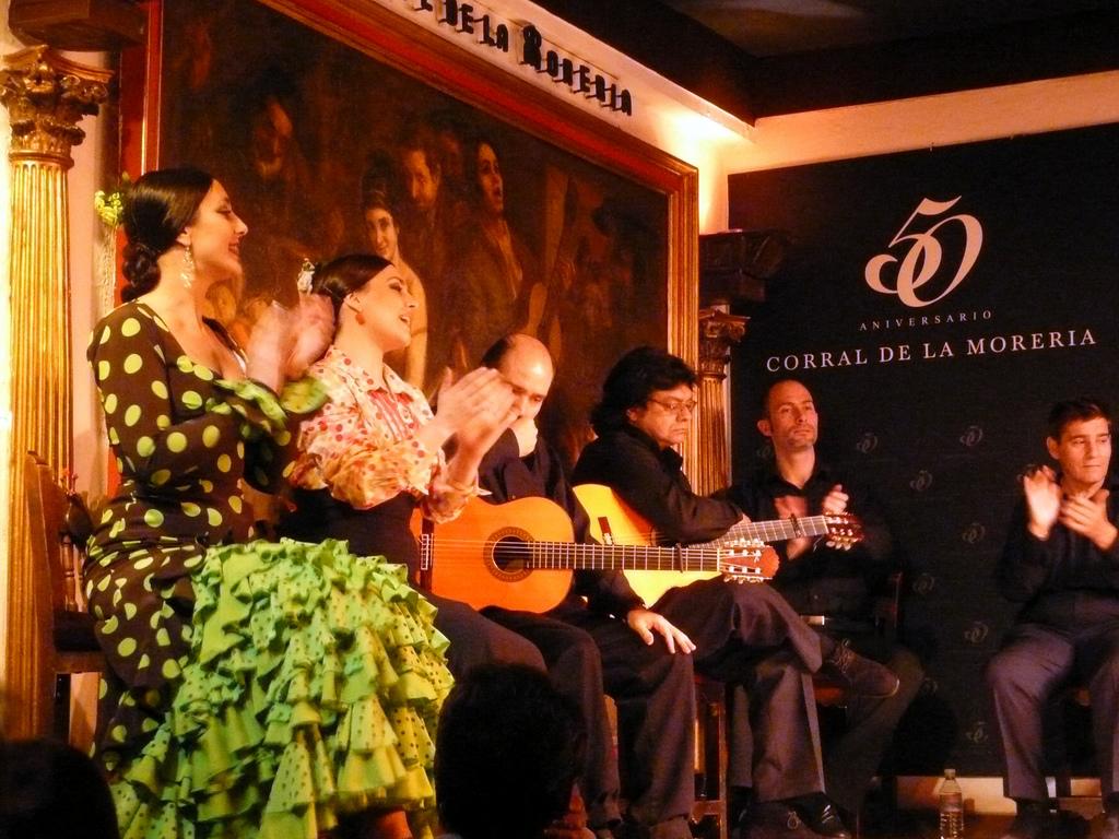 """""""كورال دي لاموريريا"""".. المقهى المدريدي الذي يصنع مواهب الفلامنكو منذ ستين عاما"""