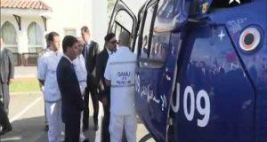 المغرب.. الهيلكوبتر بالمجان