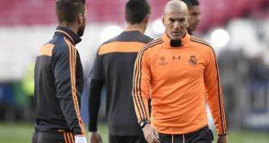 زيدان يصنع تاريخه بسرعة في ريال مدريد