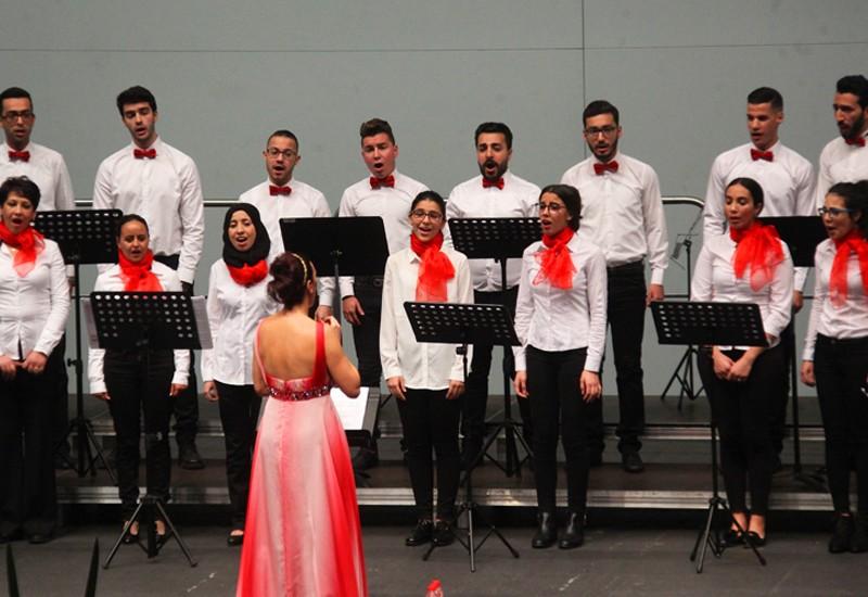 فرقة موسيقية طنجاوية قدمت عروضا موسيقية أبهرت جمهور مدينة سبتة