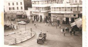السوق دبرّا في الستينيات