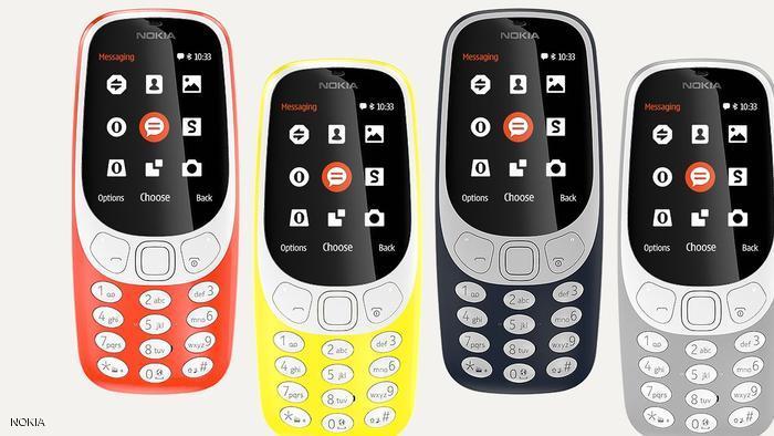 """نوكيا 3310 الجديد مجرد """"حيلة تسويقية"""""""