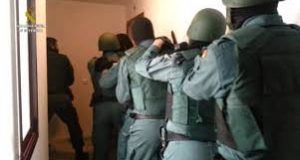 مايوركا: الحرس المدني الإسباني يعتقل سبع مغاربة للاشتباه في ترويجهم للكوكايين