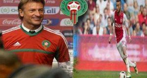 هيرفي رونار اقتنع بضرورة استدعاء حكيم زياش إلى المنتخب المغربي