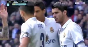 هدفا ريال مدريد أمام إسبانيول (فيديو)