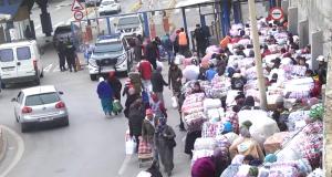 """افتتاح معبر """"تاراخال 2"""" بعد ثلاث سنوات من الانتظار (فيديو)"""