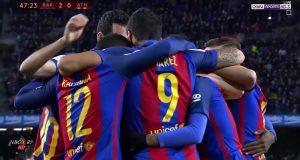 أهداف برشلونة في مرمى بلباو
