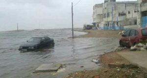 مرتيل: مياه الأمطار تغرق حي الديزة والسكان يطالبون السلطات بالتدخل العاجل