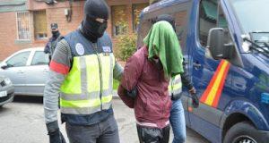 الحرس المدني الإسباني يعتقل مغربيين لهما صلة بتنظيم داعش