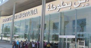 """الانتقادات متواصلة لمطار طنجة """"الدولي"""" الذي يحتقر المسافرين ومرافقيهم"""