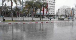أمطار ضعيفة متوقعة السبت والأحد بطنجة