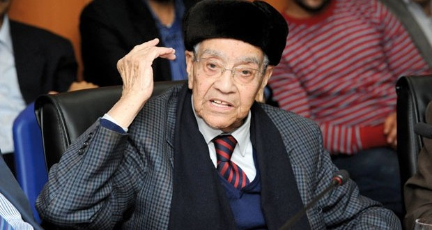 الزعيم الاستقلالي محمد بوستة في ذمة الله