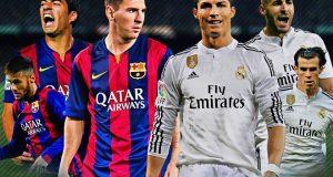 هذه هي الفوارق بين برشلونة وريال مدريد هذا الموسم