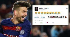"""انتقاد واسع في إسبانيا ل """"تغريدات"""" جيرار بيكي المستفزة"""