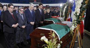 تشييع ضحايا مجزرة مسجد كندا.. وتخريب مسجد جديد