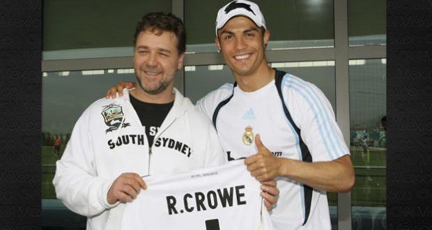 رونالدو يترك كرة القدم ليتفرغ للتمثيل