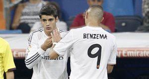ريال مدريد يسعى للتخلص من بنزيمة وموراتا معا.. ويسعى لجلب ديبالا وغريزمان