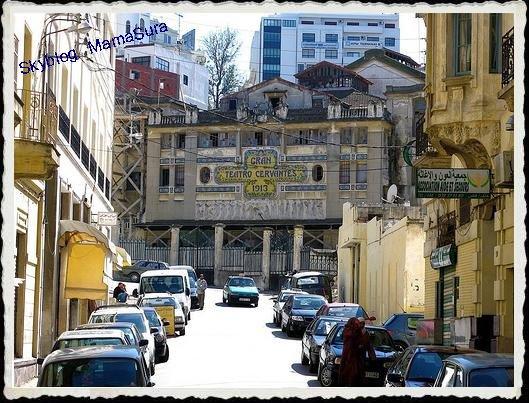 إسبانيا تفكر في تسليم أنقاض مسرح سيرفانتيس للمغرب