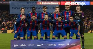 برشلونة يبلغ نهائي كأس ملك إسبانيا بعد إقصائه للأتليتيكو الشجاع