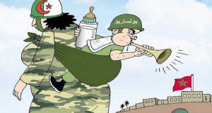 """انفصاليو البوليساريو يستفزون السائقين المغاربة في """"الكركرات"""""""