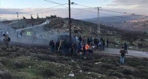 مستوطن صهيوني يدعس شيخا فلسطينيا ويقتله