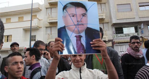 البرلماني محمد الزموري يبتز فريق اتحاد طنجة