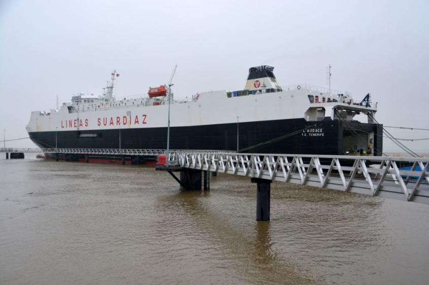 """شركة إسبانية تعتزم إحداث """"طريق سيار بحري"""" يربط شمال أوروبا بإفريقيا عبر ميناء طنجة المتوسط"""
