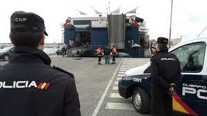 ميناء طريفة: الشرطة الإسبانية تعتقل مهاجرا مغربيا مطلوبا من العدالة الفرنسية في قضايا التهريب الدولي للمخدرات