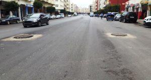 """ظاهرة خطيرة اسمها """"زراعة الألغام في شوارع طنجة"""""""