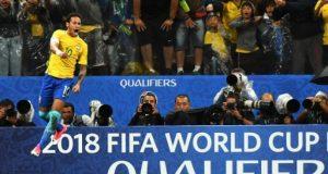 البرازيل أول منتخب يتأهل لمونديال روسيا