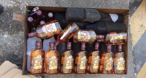القبض على مروج خطير للمخدرات الصلبة والخمور في منطقة بني حسان بتطوان
