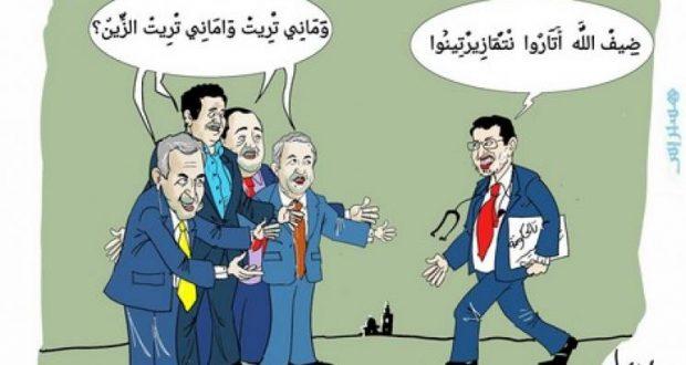 الإعلان عن التشكيلة الحكومية الثلاثاء