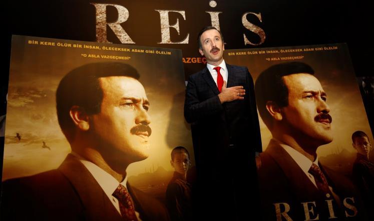 """""""الرئيس"""".. أردوغان بين السينما والسياسة"""