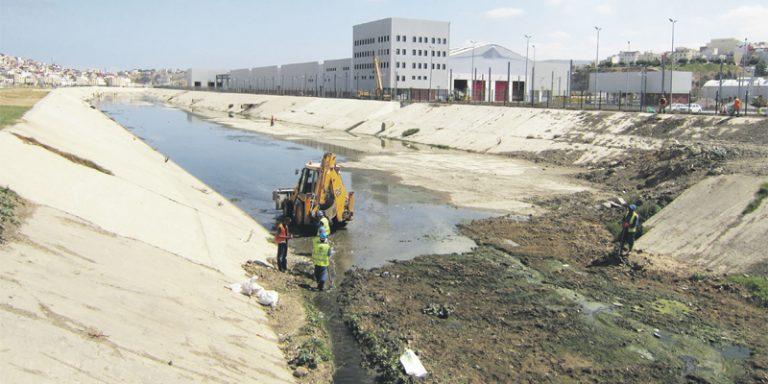 مشروع بتكلفة 177 مليون درهم لحماية مدينة طنجة من الفيضانات