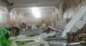 تطوان: انهيار سقف قاعة للأفراح تسبب في إصابة بعض النساء الحاضرات بجروح متفاوتة الخطورة