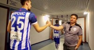 تفاصيل مباراة اتحاد طنجة وأولمبيك آسفي
