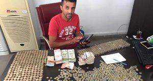 عبرة لمن يعتبر: محمد شاب تركي قرر التوقف عن التدخين وجمع أموال السيجارة لمدة 8 سنوات، وهذه هي النتيجة..