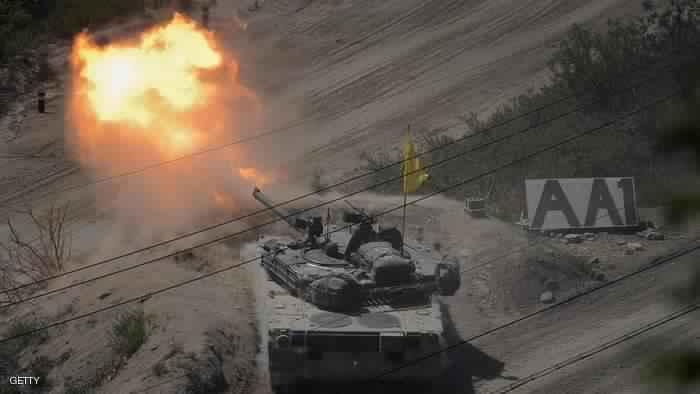 الجيش الكوري الجنوبي يطلق مقذوفات باتجاه كوريا الشمالية