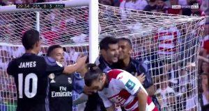 ملخص مباراة غرناطة وريال مدريد