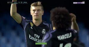 بعد انتصاره الكبير على سيلتا في مباراة مؤجلة: ريال مدريد يقترب من اللقب